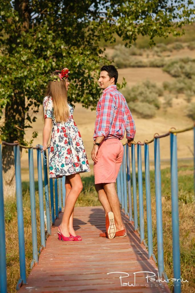 Mihaela si Adrian - Sedinta foto de logodna in Iasi 10