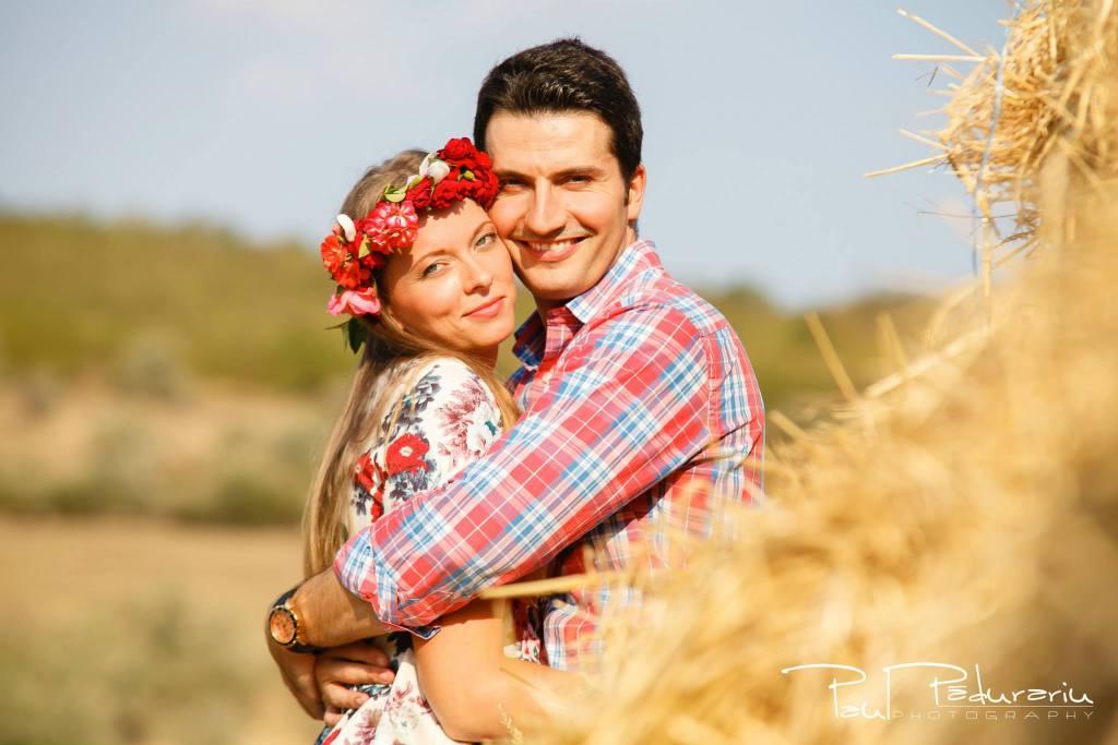 Mihaela si Adrian - Sedinta foto de logodna in Iasi 12