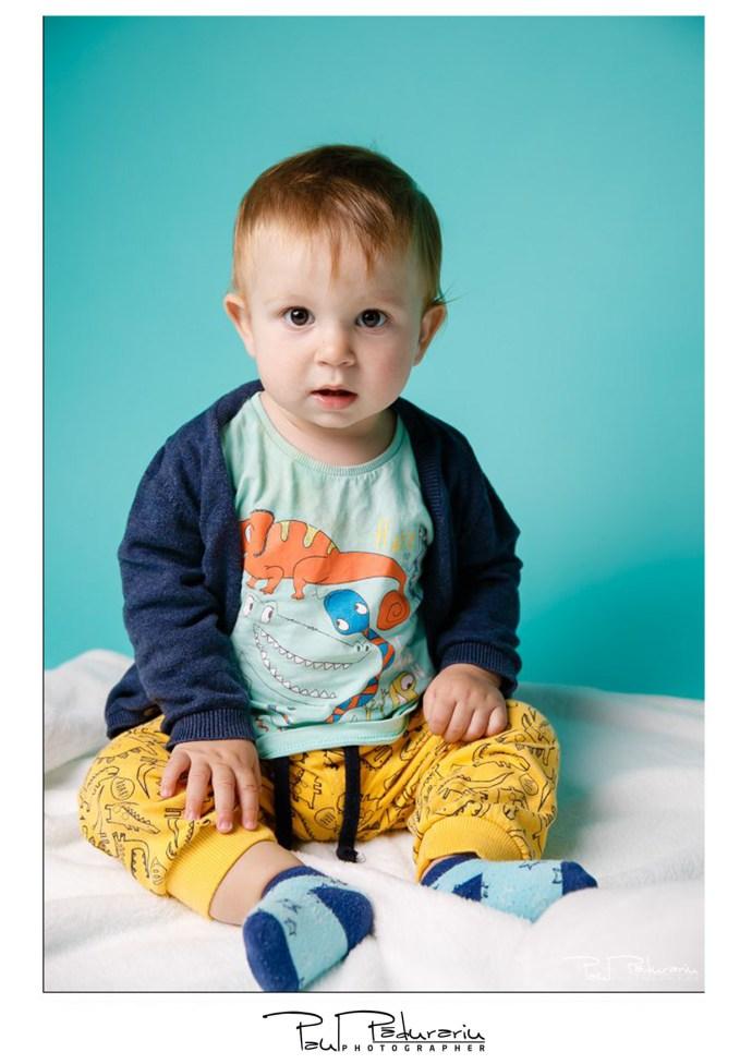 Sedinta foto bebelusi pana la 1 an studio foto paul padurariu