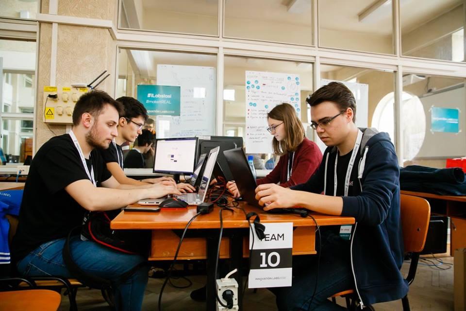 Innovation Labs 2018 Hackathon paul padurariu www.paulpadurariu.ro fotograf profesionist evenimente Iasi 8