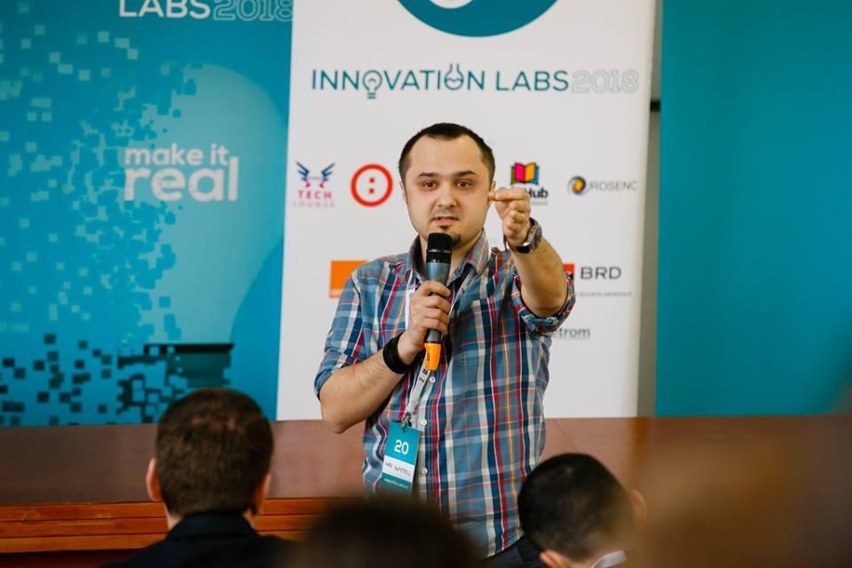 Innovation Labs 2018 Hackathon paul padurariu www.paulpadurariu.ro fotograf profesionist evenimente Iasi 19