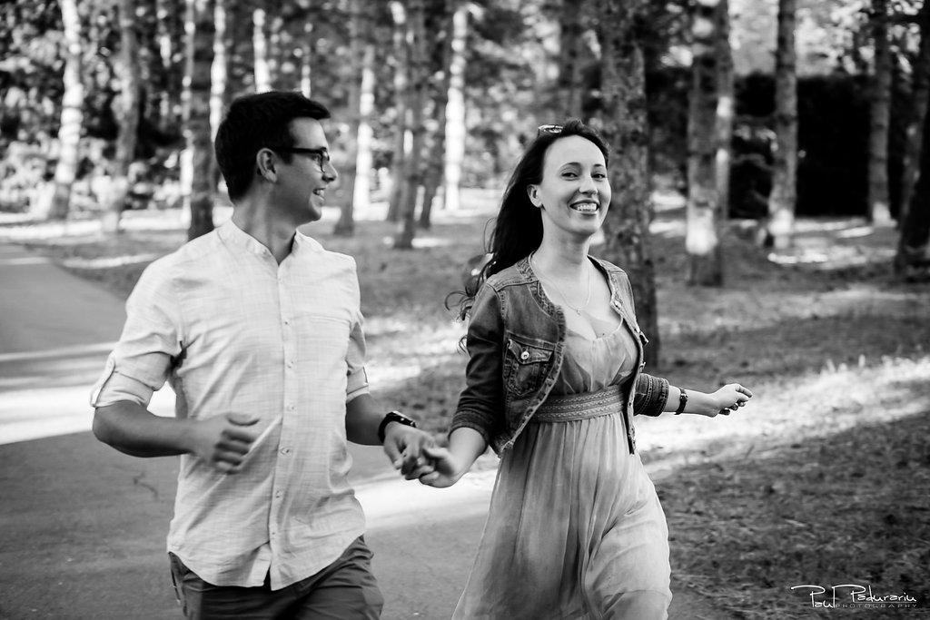 Ioana si Adi sedinta foto logodna gradina botanica www.paulpadurariu.ro fotograf nunta Iasi Paul Padurariu 6
