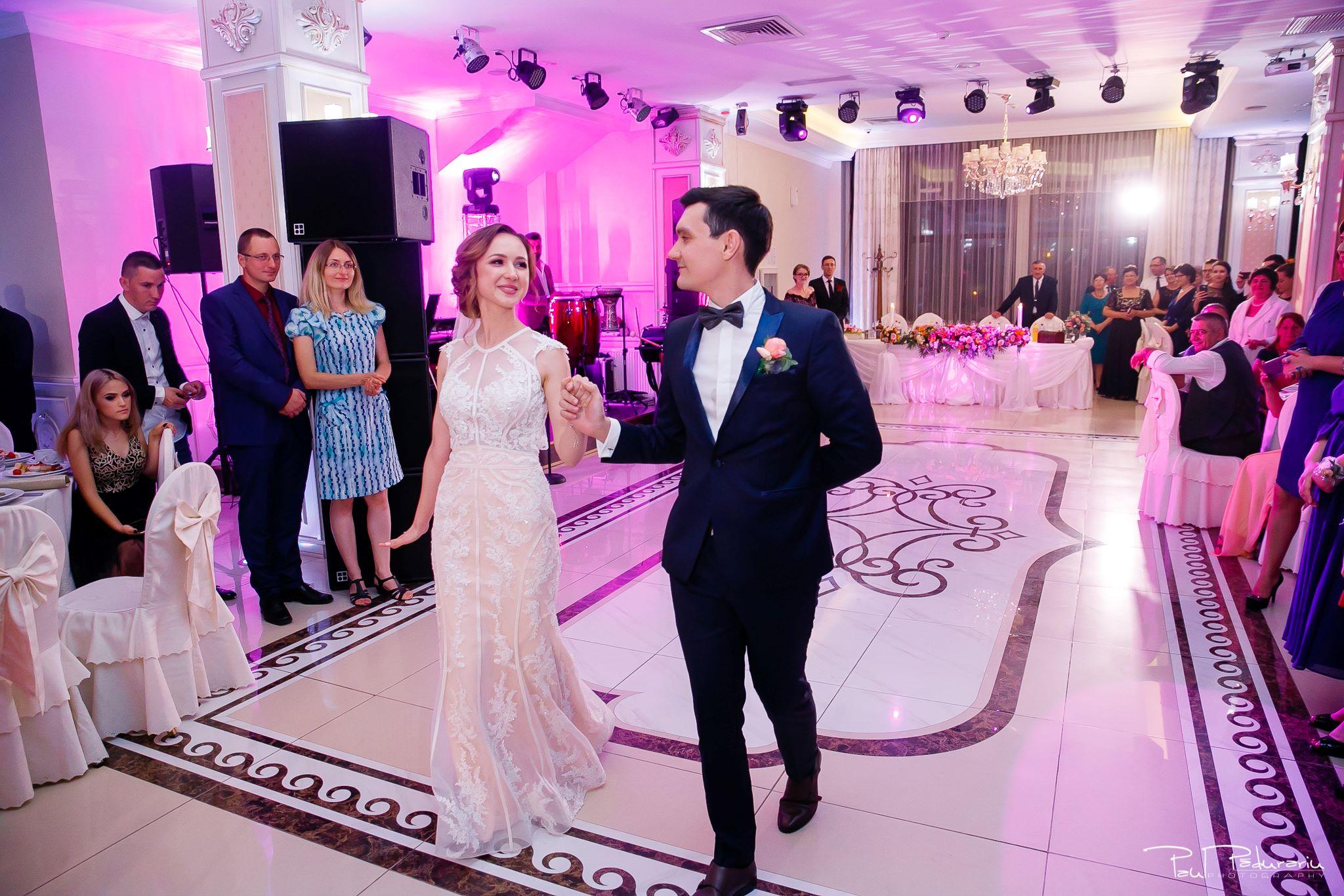 Nicoleta si Catalin fotografie nunta Iasi Restaurant Capitol fotograf paul padurariu 2018 3