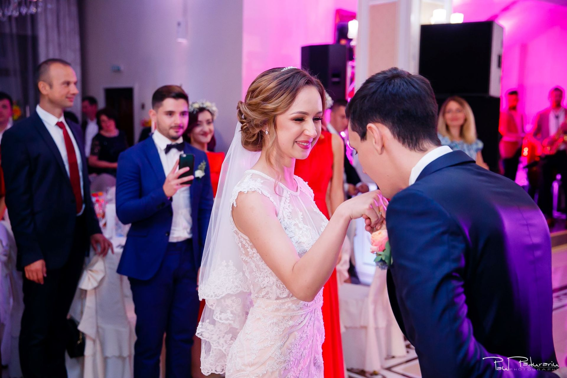 Nicoleta si Catalin fotografie nunta Iasi Restaurant Capitol fotograf paul padurariu 2018 4