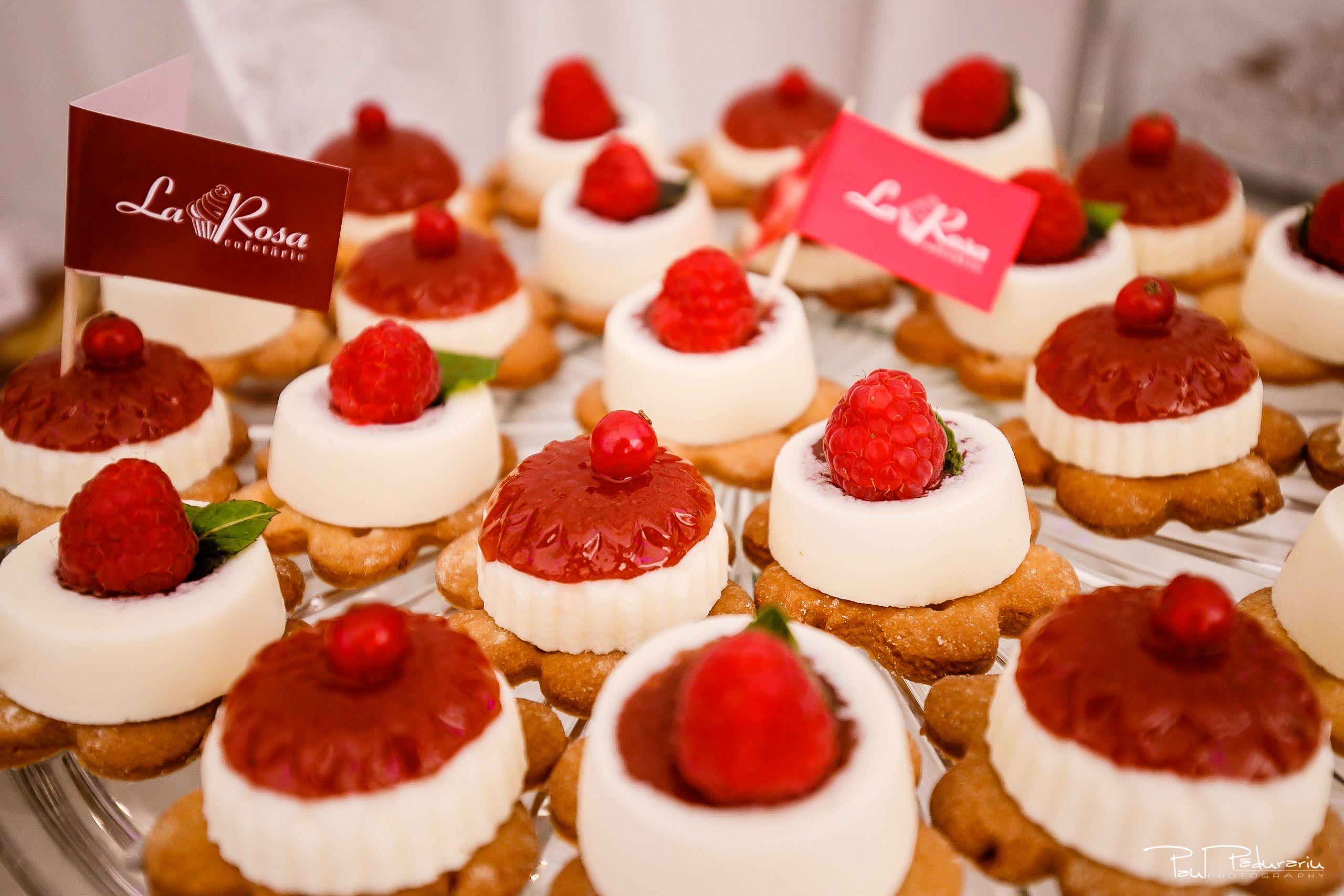 Cofetaria La Rosa - prajituri, torturi si candy bar pentru nunta Iasi fotograf Paul Padurariu 11