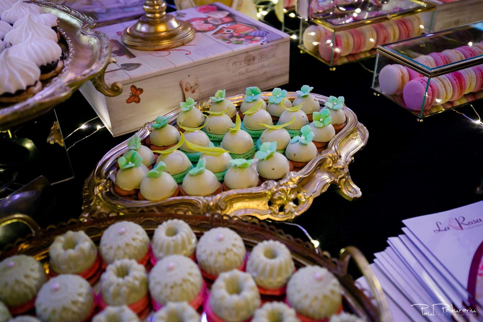 Cofetaria La Rosa - prajituri, torturi si candy bar pentru nunta Iasi fotograf Paul Padurariu 24