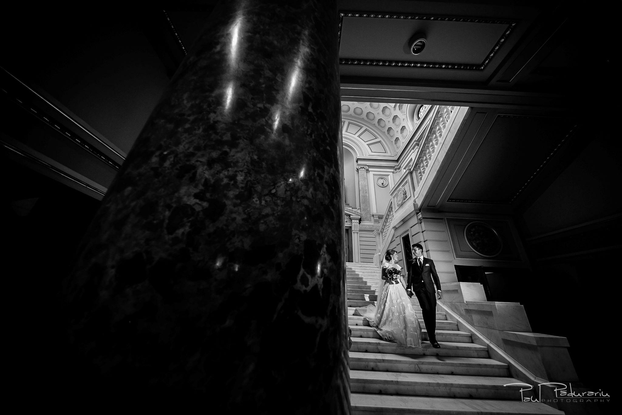 Madalina si Ionut - nunta Congress Hall | fotograf nunta iasi paul padurariu same day edit 2019 13