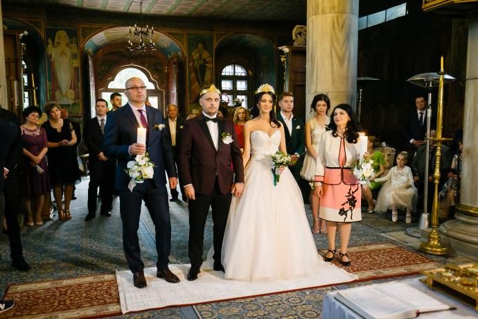 Larisa si Bogdan Nuntă la Pleiada fotograf profesionist nunta Iasi www.paulpadurariu.ro © 2018 Paul Padurariu cununia religioasa 5