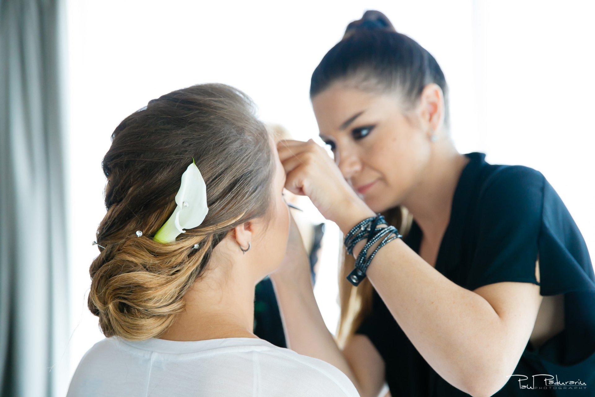 Make-up mireasa Brandusa Bordeianu www.paulpadurariu.ro