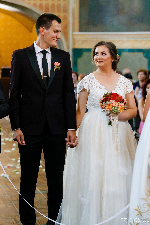 Cristina si Razvan nunta rustica la Bellaria Iasi cununia religioasa cadru miri fotograf profesionist nunta www.paulpadurariu.ro © 2017 Paul Padurariu