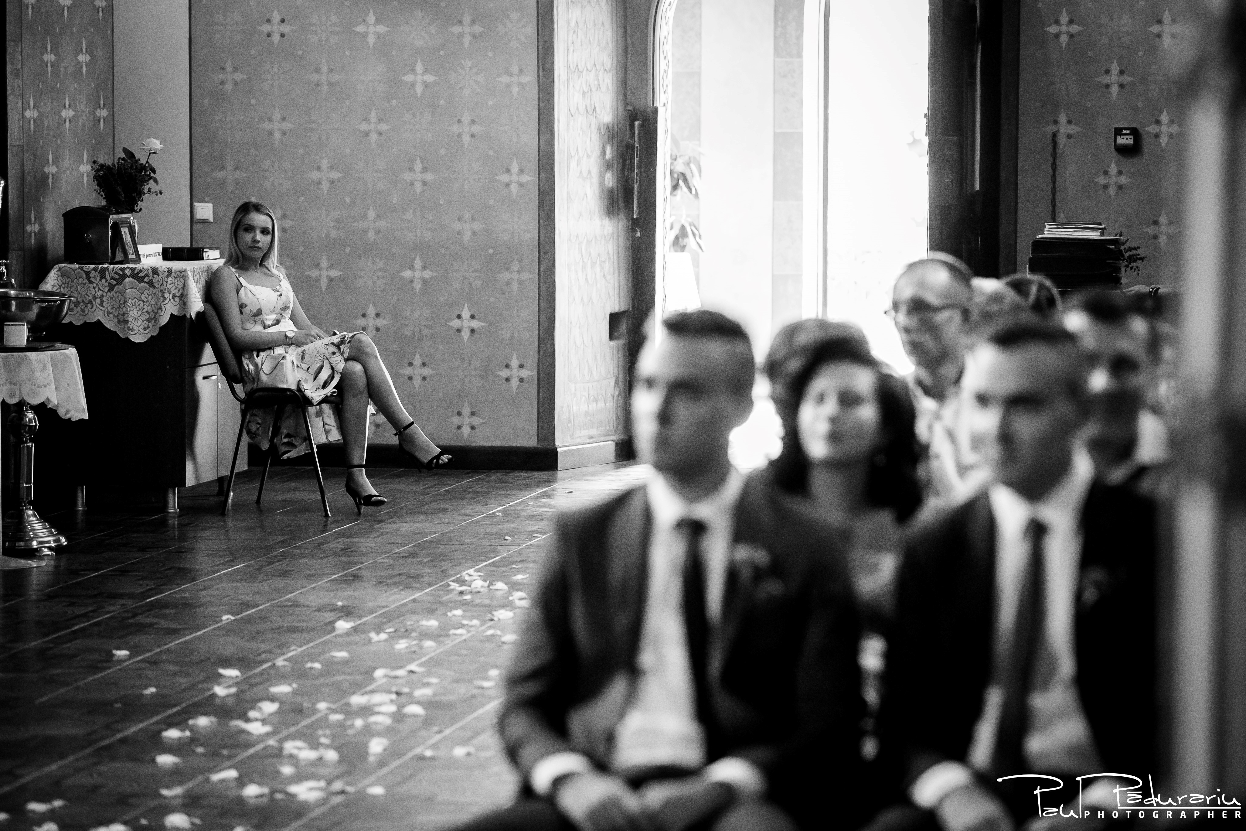 Cristina si Razvan nunta rustica la Bellaria Iasi cununia religioasa cadru invitat fotograf profesionist nunta www.paulpadurariu.ro © 2017 Paul Padurariu