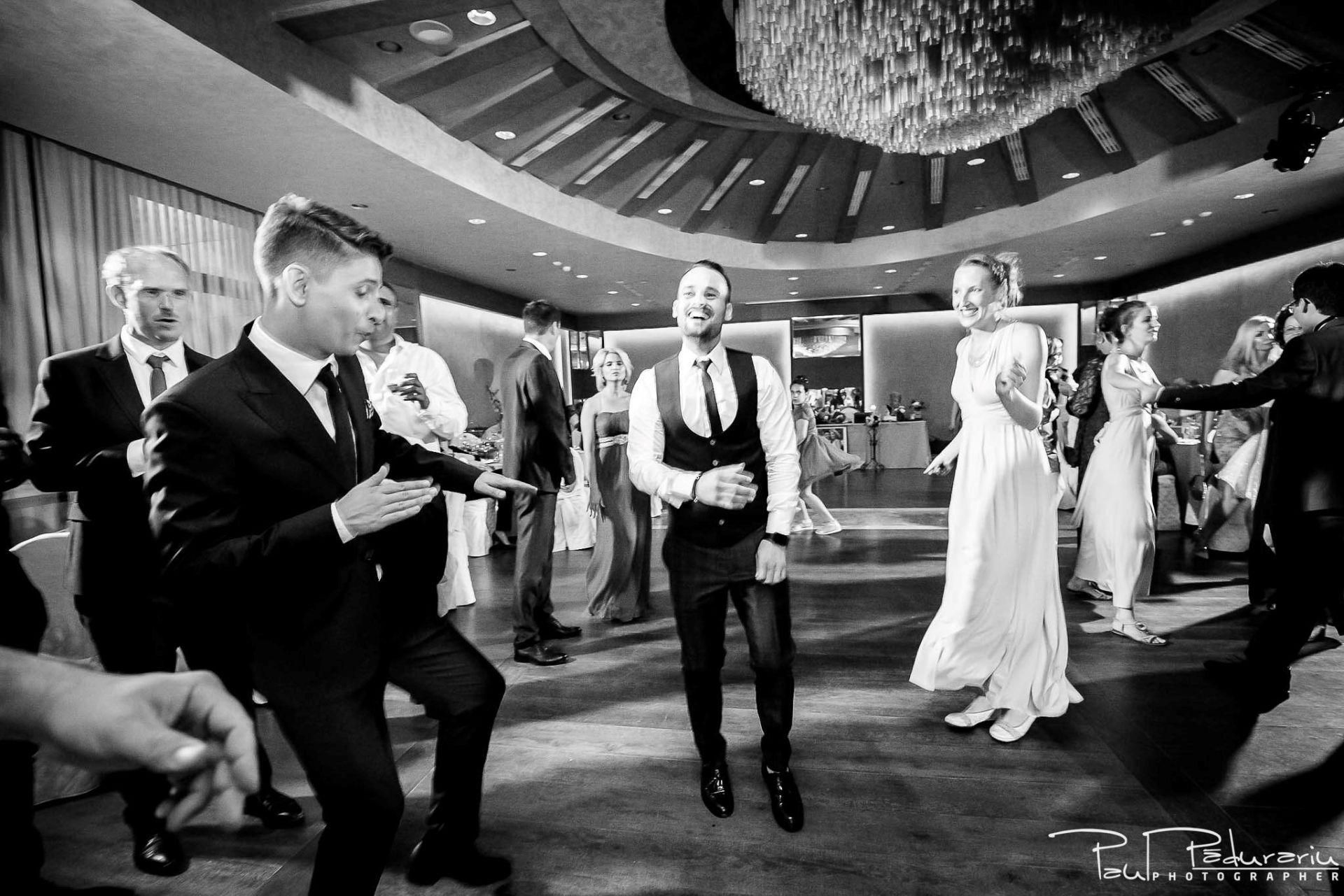 Andrei si Michaela petrecere miri nunta Congress Hall Iasi | fotograf nunta Iasi Paul Padurariu 9