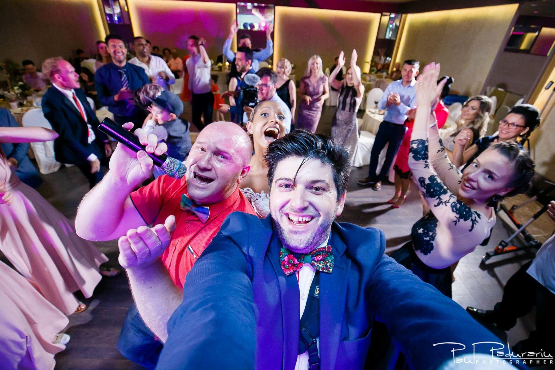 Andrei si Michaela petrecere miri nunta Congress Hall Iasi | fotograf nunta Iasi Paul Padurariu 7