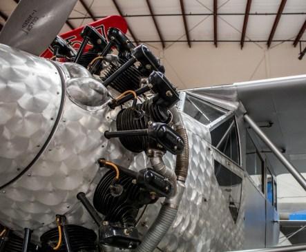 Ryan B1 Engine
