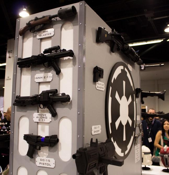 Trooper Blasters