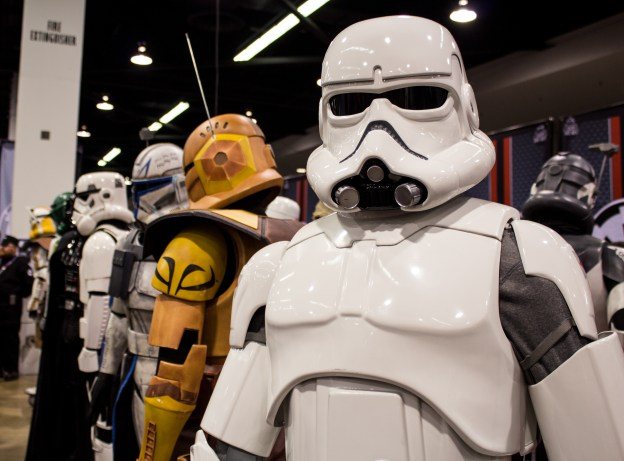 Trooper Line