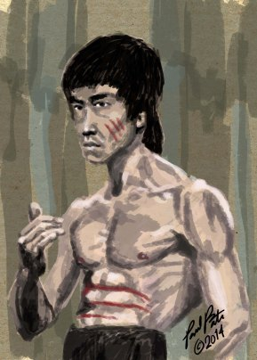 bruce lee cropped