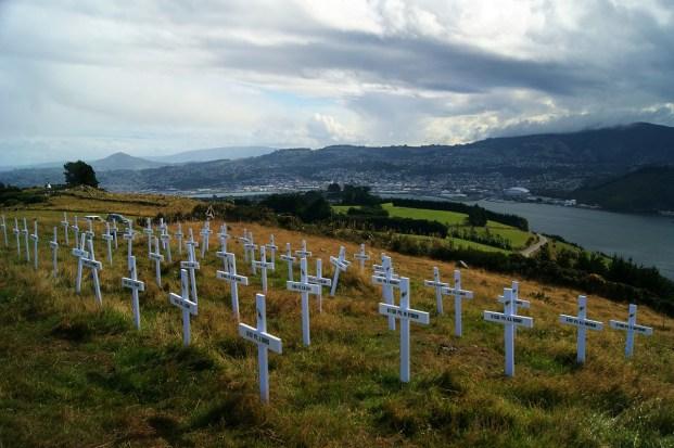Crosses of Peninsula Men