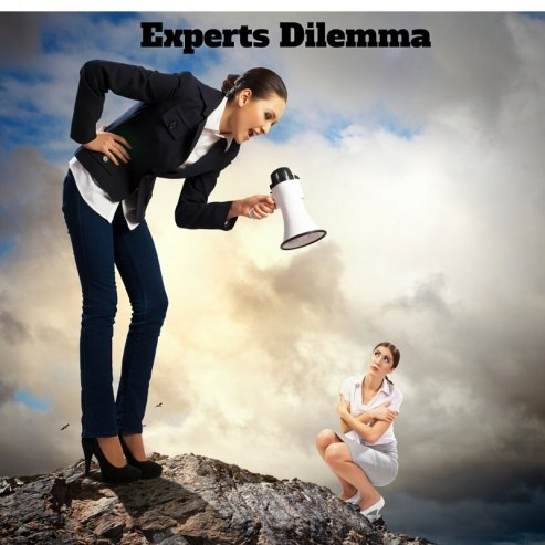 Experts Dillema