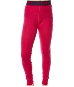 XTM Kids Merino Baselayer Pants-Pink