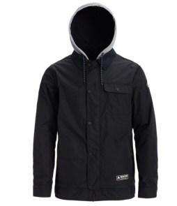 Burton Dunmore Jacket-True Black