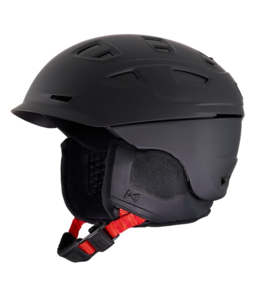 Anon Prime MIPS Helmet-Black Pop 2.