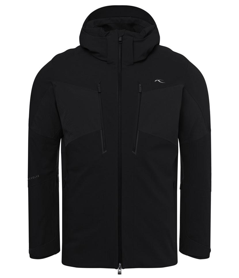 Kjus Evolve Men's Jacket Black