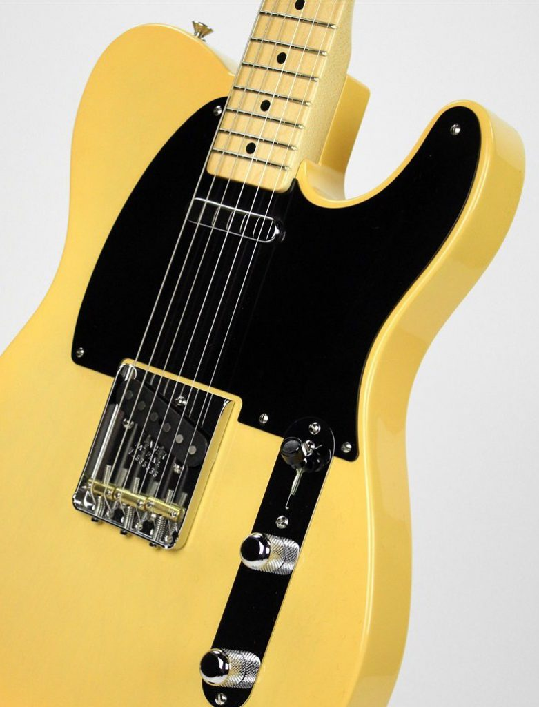 History and Versions of the Fender 52 Telecaster Reissues - Paul RenoPaul Reno