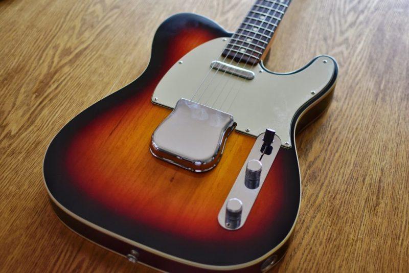 Fender AVRI 62 Custom Telecaster