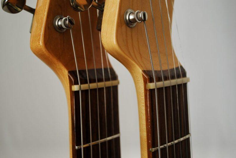 Fender AVRI 62 and AV 64 Telecaster Neck