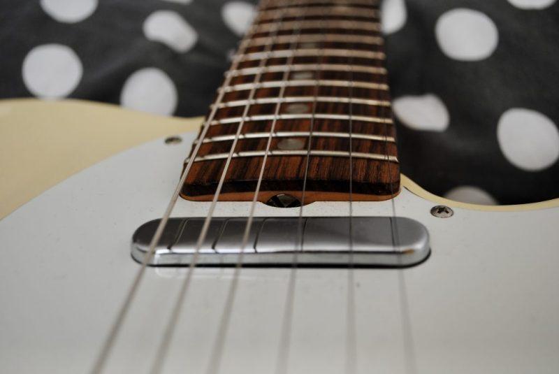 Fender AV 64 Telecaster Fingerboard