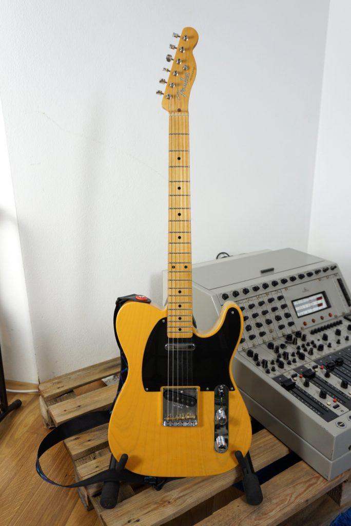Fender Vintera 50s Telecaster Modified