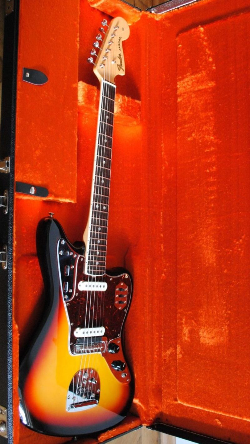 Fender AV 65 Jaguar