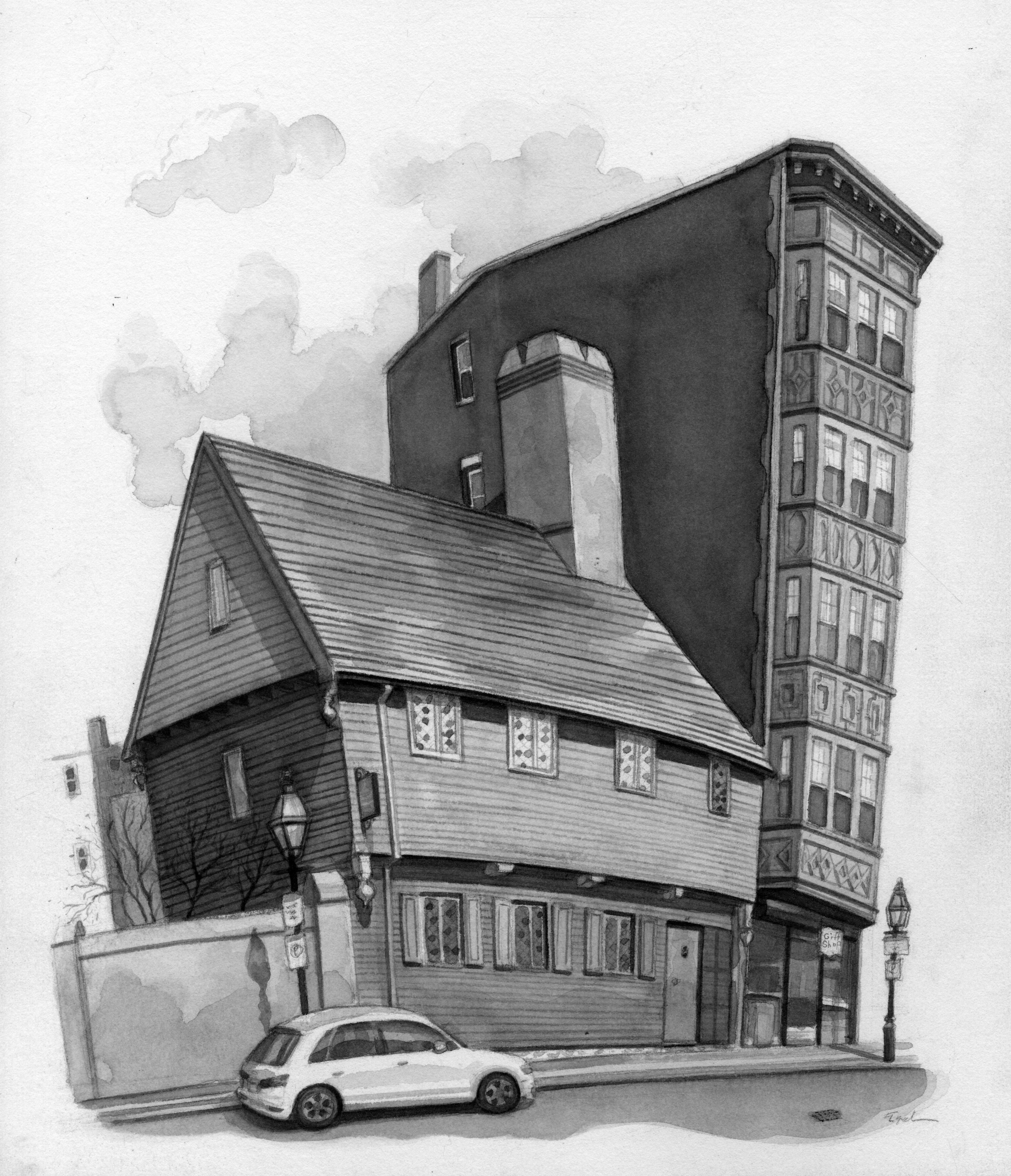Paul Revere S House