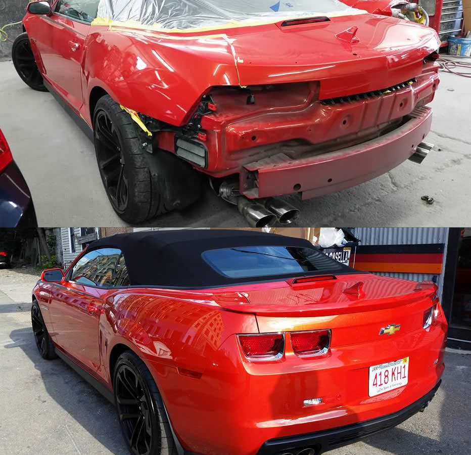 Auto Collision Repair Waltham, MA