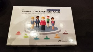 The Product Management Game