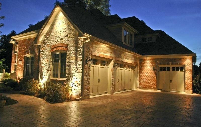 outdoor soffit lighting pauls