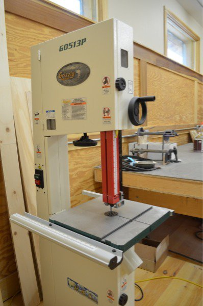 Bandsaws and Beds - Paul Sellers' Blog