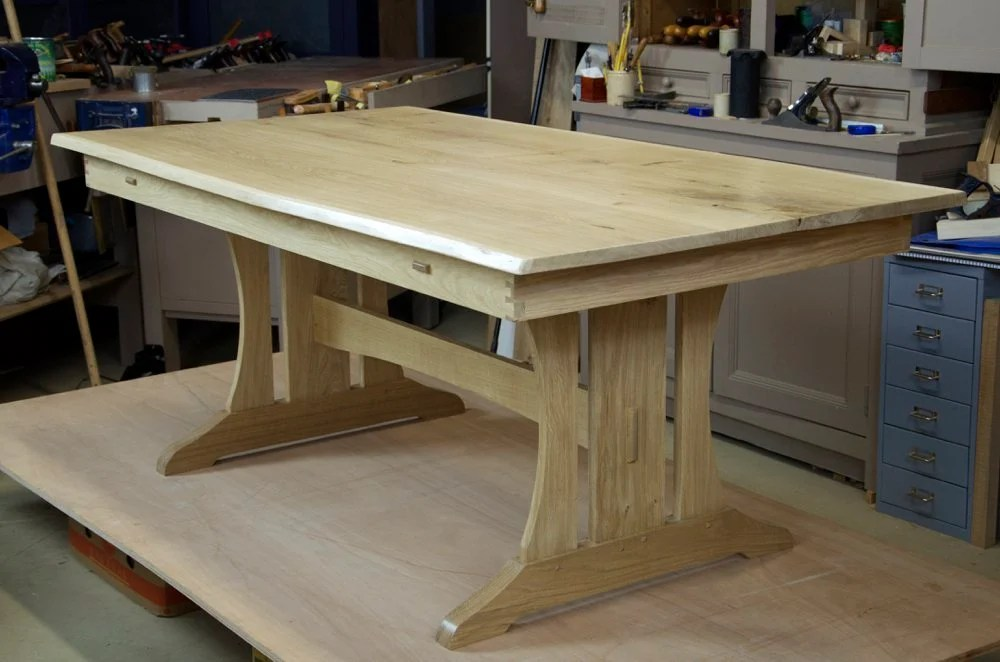 My First Thoughts On Making The Dining Table A Few Weeks Back Now Was That  There Were Features To It That Were Unique Yet Perhaps Not Obvious Really.