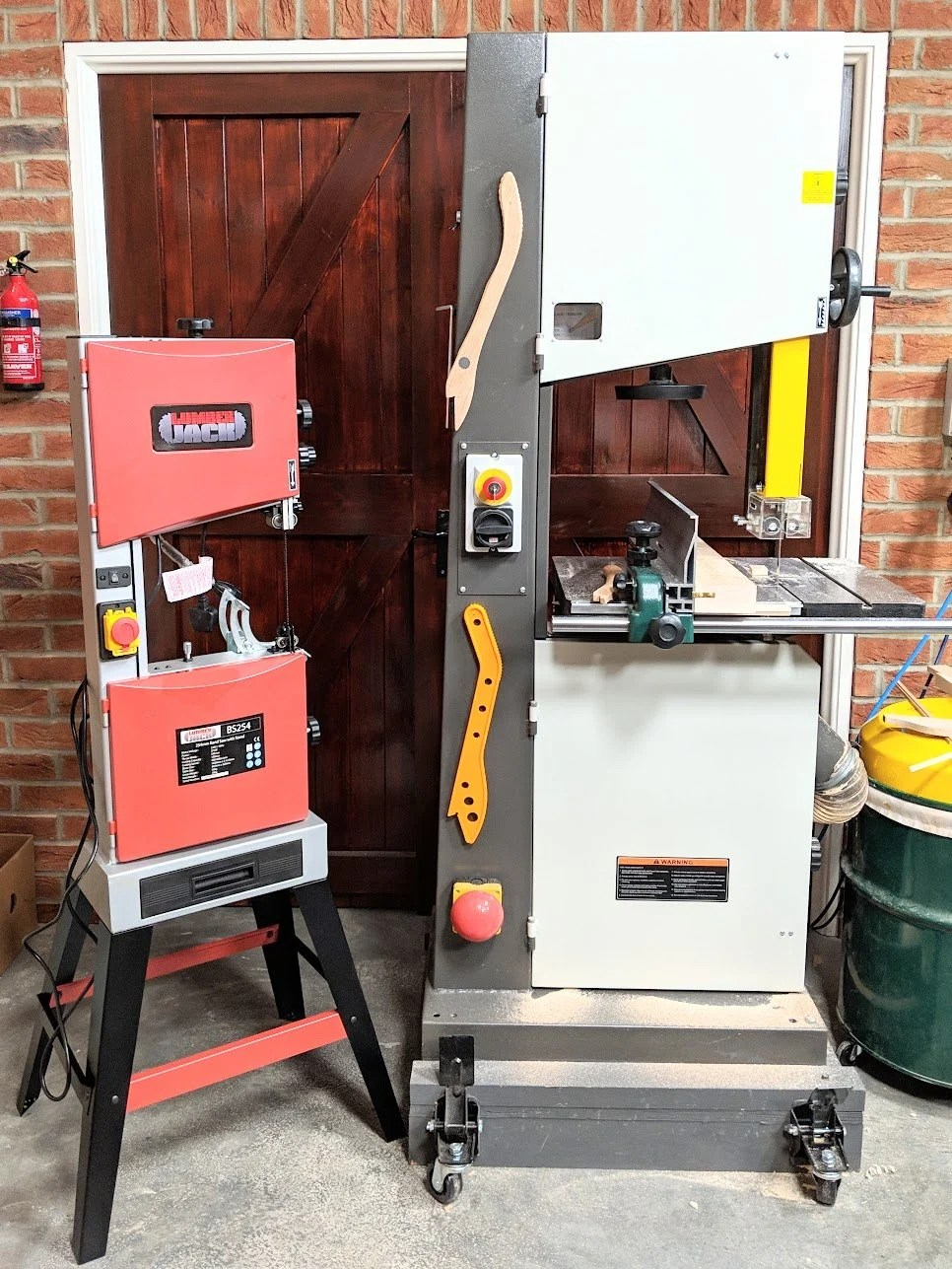 Choosing Setting Up And Using A Bandsaw Paul Sellers Blog