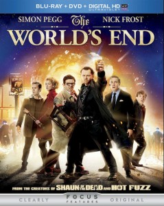 The Worlds End cover