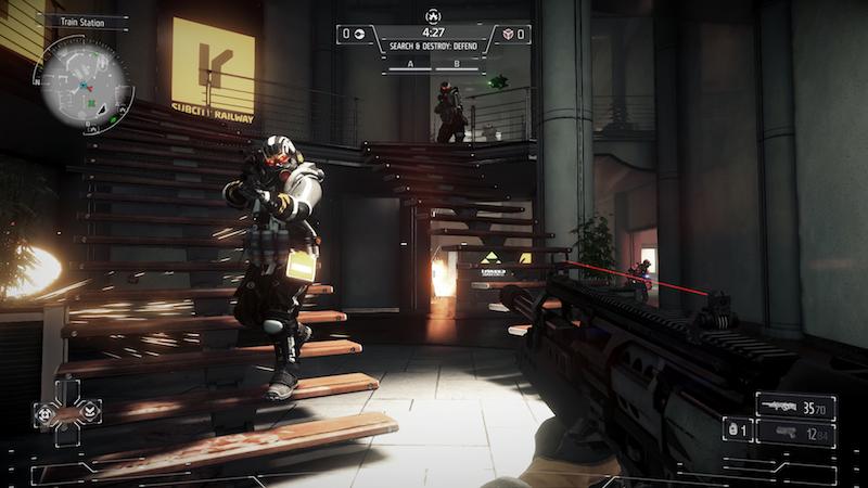 Killzone Shadow Fall MP