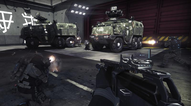 PlayStation 4 Blacklight Retribution