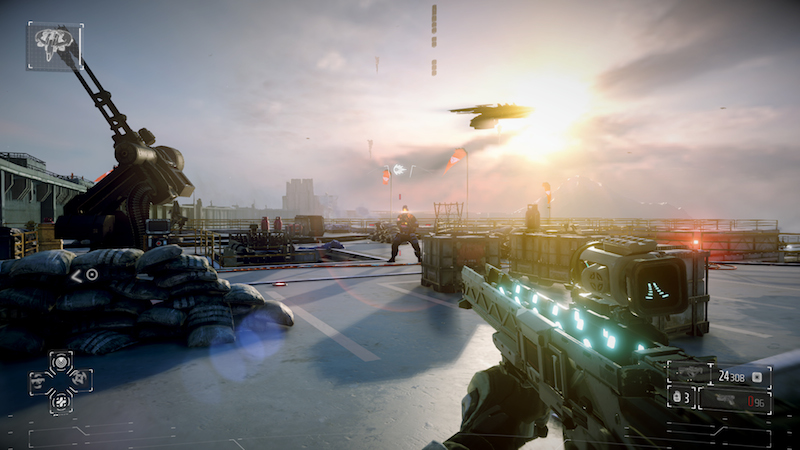 PlayStation 4 Killzone Shadows Fall