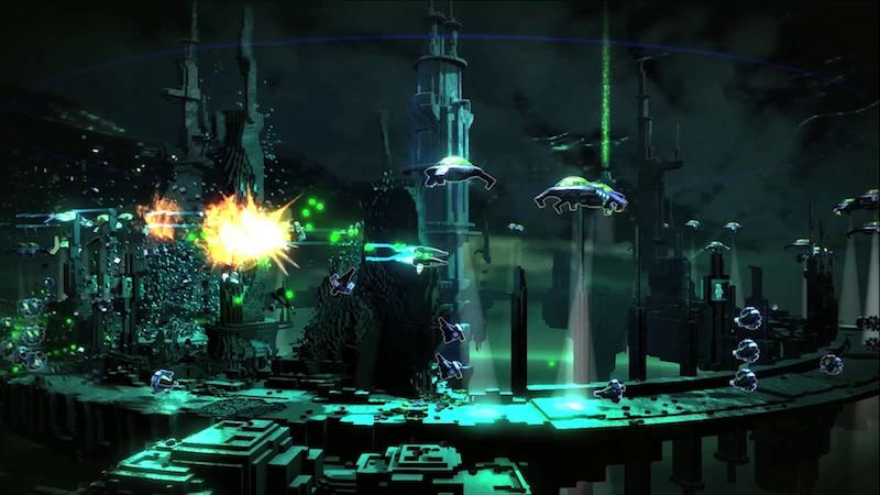 PlayStation 4 Resogun