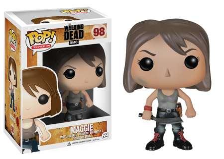 Walking Dead 98 Maggie