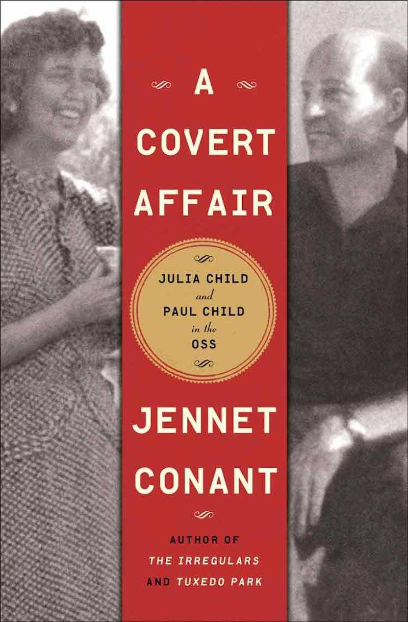 Covert Affair cover