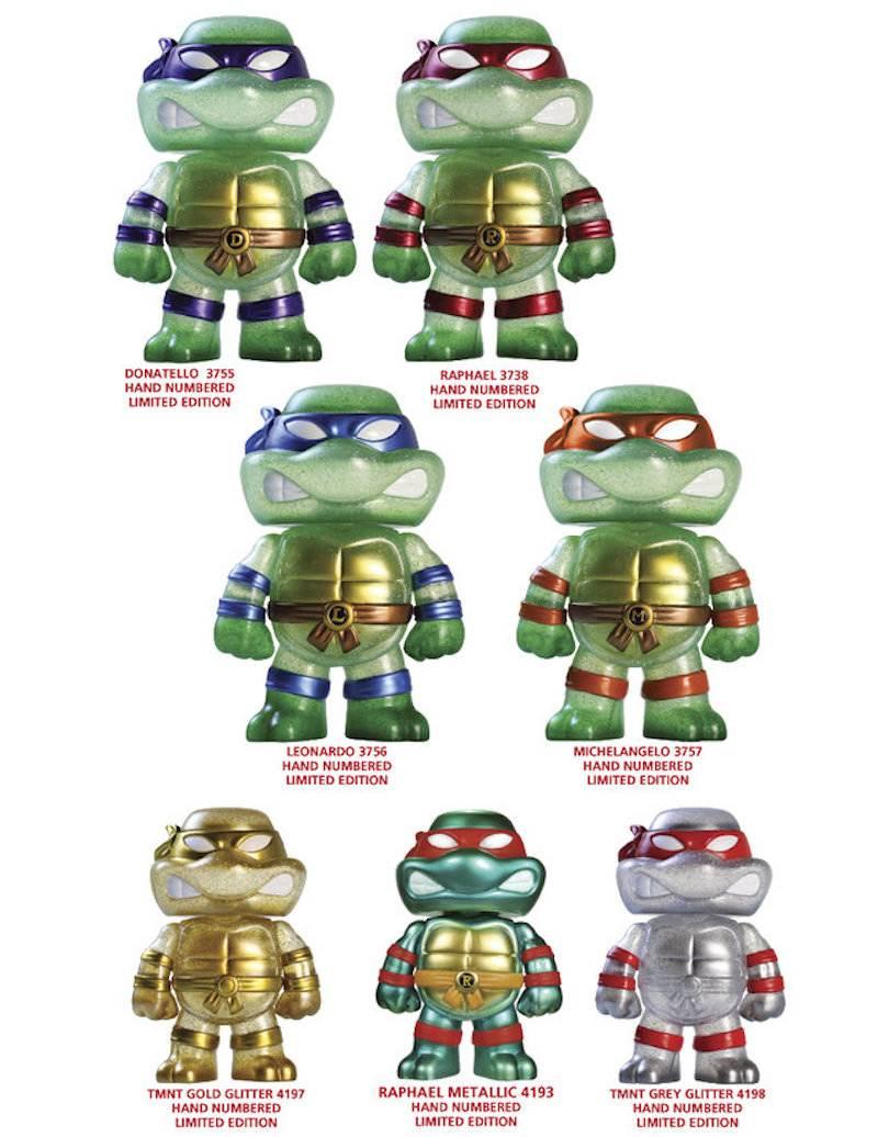 Hikari Ninja Turtles
