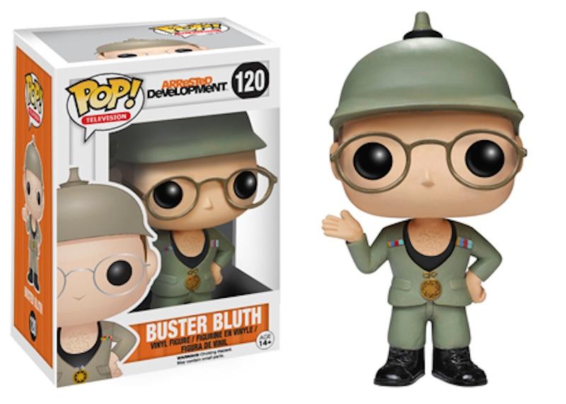 Arrested Development POP 120 Buster Bluth