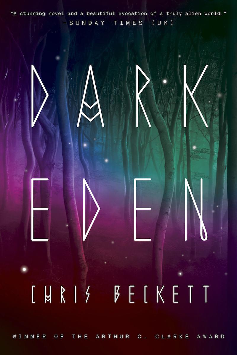 Chris Beckett Dark Eden cover